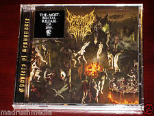 Defeated Sanity: Chapters Of Repugnance CD 2010 Willowtip Records USA WT-84 NEW