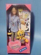 Warner Bros. Studio Stores Barbie Loves Tweety! Nm!
