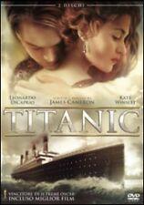 Titanic (DVD, 1997, 2 Dischi)