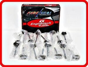 99-11 Ford E150/E250/E350/E450  5.4L SOHC V8 16v  (8)Intake & (8)Exhaust Valves