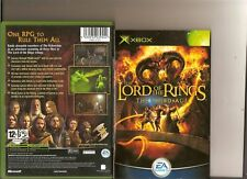 LORD OF THE RINGS THIRD AGE XBOX / X BOX 360 3RD AGE