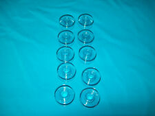 10 Plastic Bobbins To Fit Toyota Super Jeans Machine.