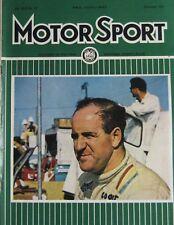 Motor Sport magazine December 1967