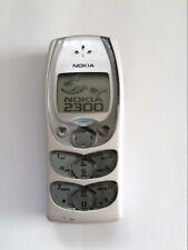 Nokia 2300 Silber ☆ Handy Dummy Attrappe ☆ retro mobile ☆ Vintage ☆ Sammler