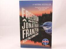 VG+ Freedom by Jonathan Franzen 2011 Paperback 9780312576462 Oprah's Book Club