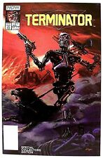 """THE TERMINATOR- ALL MY FUTURES PAST"" Issue # 1 (August, 1990) (NOW Comics)"