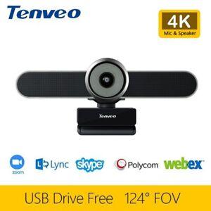 VA4K 3840 x 2880 USB Webcam for Sony Sensor Built in Mic speaker Online meetimg