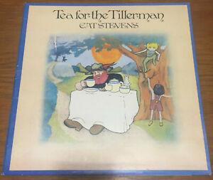 CAT STEVENS - Tea for the Tillerman - LP 33 tours Vinyle - Rock Folk