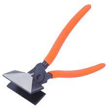 """8"""" Flat Jaw Welding Pliers for Hassle-Free Sheet Metal Bending Folding Pliers"""