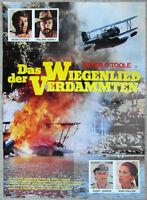 Filmplakat Wiegelied der Verdammten - Peter O`Toole - A1
