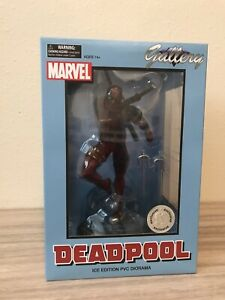 gallery marvel deadpool ice edition pvs statue - toys-t-us exclusive