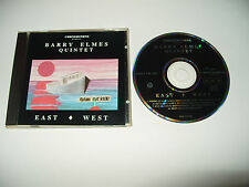 Barry Elmes - East West cd (1993) 10 track early Rare Press cd 1993 ex condition