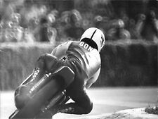 Gianfranco Bonera MV Agusta 500CC Imola Grand Prix Naciones 1974 fotografía DPPI