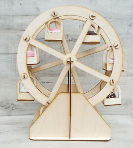 Ferris Wheel Cupcake Stand Candy Cart Table centre piece cake display wedding