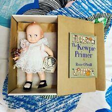Nib Vintage The Original Kewpie Doll By Rosie O'Neill Mint Condition