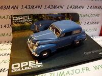 coche 1/43 IXO eagle moss OPEL colección : Olympia 1951/1953