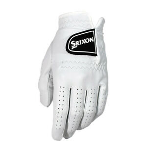 New Srixon Cabretta Leather Golf Gloves - Feel and Performance -  Choose Size