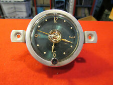 1956 Packard Clipper dash clock