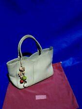 RADLEY BEAUTIFUL CREAMY BEIGE DETAILED TOP HANDLE  BAG