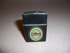 Vintage Heineken Cigarette Lighter by Champ, Austria