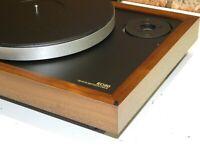 Ariston RD80 Vintage Transcription Quality Record Vinyl Deck Player Turntable