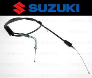 Suzuki RV 50 1973-1981 Throttle Cable # 58300-27000 / 58300-27X01