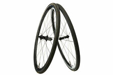 HED Stinger 3 Road Bike Wheel Set 700c Carbon Tubular Shimano 11 Speed