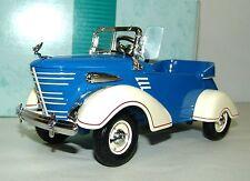 "HALLMARK QHG9060 1:6 SCALE 1938 GRAHAM ROADSTER KIDDIE CAR MODEL PEDAL CAR 8"""