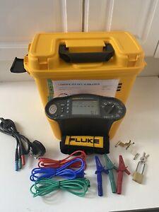 Fluke 1662 Multifunction Installation Tester Fresh calibration✅