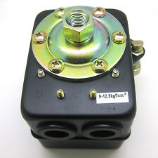 H.D. Air Compressor Pressure Switch Lefoo LF17 125/175 PSI 1 port MIN 35 MAX 240