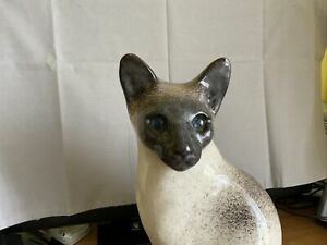 Winstanley Cat 13 Inches Tall Signed And In Very Good Condition L@@K