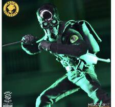 Mezco Toyz One:12 Collective Black Skulls Death Brigade LIMITED EDITION