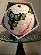 SOCCER OFFICIAL BALL-NIKE INCYTE-SIZE 5-FIFA QUALITY-WHITE IN COLOR-NEW-IN BOX-