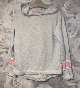 Girls Age 8-10 Years - Hooded Sweater From H&M