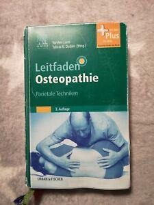 Leitfaden Osteopathie Parietale Techniken Thorsten Liem Fachbuch Lehrbuch Buch