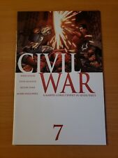 Civil War #7 ~ NEAR MINT NM ~ 2007 Marvel Comics