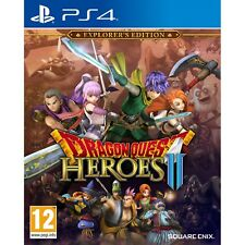Dragon Quest Heroes II 2 Explorers Edition - PlayStation 4 Ps4 PAL UK
