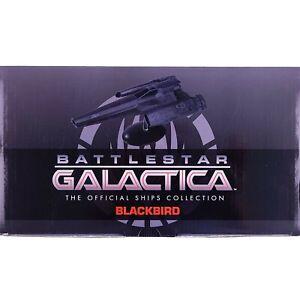 Battlestar Galactica Ship Collection BLACKBIRD Viper 'Laura' Model Eaglemoss #14