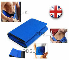 ODS Fat Cellulite Burner Slimming Exercise Waist Belt Body Wrap Neoprene Support
