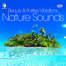 CD Beauty and Positive Vibrations And Nature Sounds    2CDs     Entspannung Pur