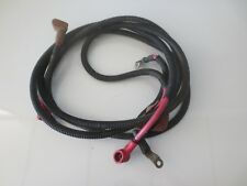 2005 Bombardier Can Am Outlander 400 MAX ATV Battery Cables (318/47)