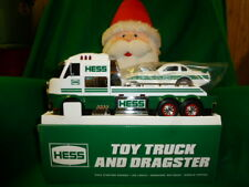 2016 Hess Toy Truck & Dragster -  New In Box - Batteries Included
