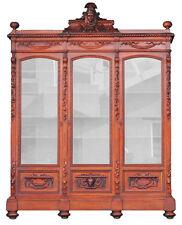 Immense bibliothèque  Époque XIXe siècle