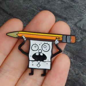 Cute Halloween Cartoon Enamel Lapel Collar Pin Corsage Brooch Xmas Jewelry Gifts