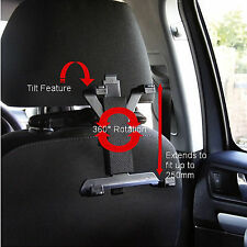 Tablet & eBook Reader Car Headrest Mounts for Universal