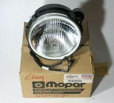 Original Mopar Headlight H4 Left For Jeep Wrangler II Tj/ 55055037AD