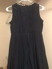 a pea in the pod Maternity Dress Xs Navy Blue