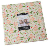 "Moda, Summer Sweet, Layer Cake, 10"" Fabric Quilting Squares, 37580LC, B08"