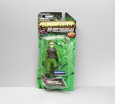 UNIMAX TOYS BRAVO TEAM SECRET SOLDIERS FORCE Military ACTION FIGURE 3.75""