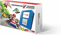 Nintendo 2DS - Electric Blue 2 Console ONLY (Mario Kart 7 not included) ™